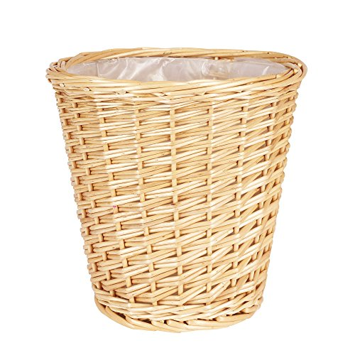 Household Essentials ML-2210 Small Willow Waste Basket