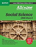 CBSE All  In One Social Science Class 8 for 2018 - 19