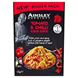 Ainsley Harriott Tomato & Chilli Cous Cous 125g (Pack of 6)