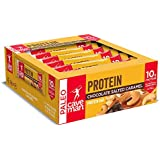 Caveman Foods Paleo-Friendly Protein Bar, Chocolate Salted Caramel, 1.51 oz, 12 count