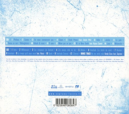 ALBUM COSMOPOLITANIE SOPRANO