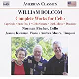 Bolcom: Complete Works for Cello