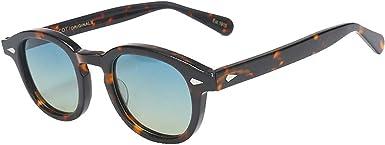 Imagen deColoridas Hombre gafas de sol de moda retro Mujer gafas de verano redondo