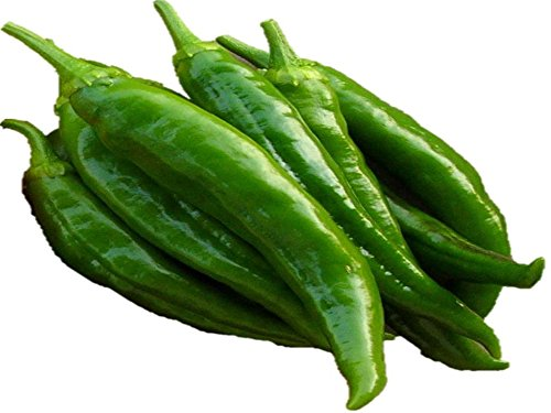 Anaheim Chile Pepper Seeds Packet of 200 to 1LB Bulk Easy Heirloom 138 (100 seeds)