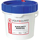2 pk AquaGuard 30 Pound lb Alkalinity Booster - Buffers Pool Water For Better pH Control - Increases Total Alkalinity - Swimming Pool Water