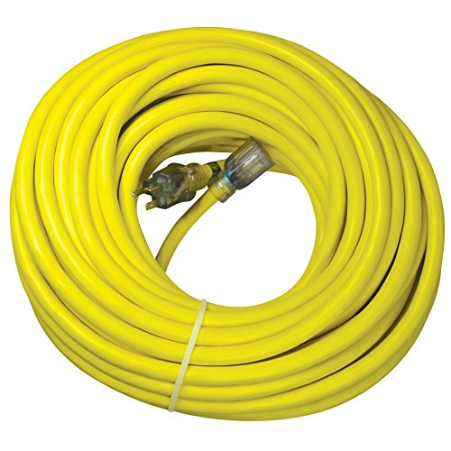 Utilitech 100' 10/3 Industrial Grade Drop / Extension Cord 2