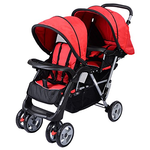 City Select Double Stroller Baby Bunting - 6