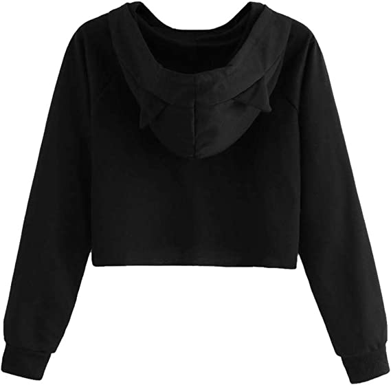 CHARLESNORTON Borderlands 2 Mens Cotton Casual Fashion Hooded Sweater Black
