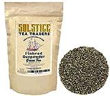 Pinhead Rolled Gunpowder Green Tea One Pound, Pinhead Rolled Loose Leaf Gunpowder Green Tea, One Pound