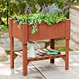 Leisure Season RPB6107 Raised Planter Box