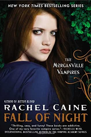 book cover of Fall of Night