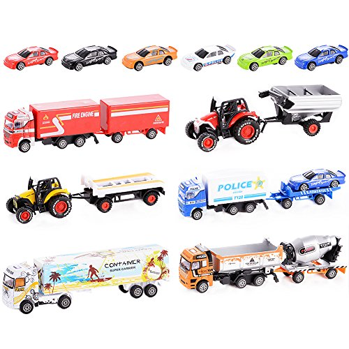 Lanlan Car Models Diecast Metal Car Models Pull Back, used for sale  Delivered anywhere in Canada