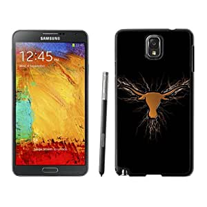 Customized Galaxy Note 3 Cases with NCAA Big 12 Conference Big12 Football NCAA 6 Protective Cell Phone Hardshell Cover Case for Galaxy Note 3 III N900 N9005 Black