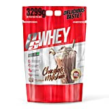 PS Whey Pure Whey Protein, 24g Protein Per Serving, Informed Choice Trusted By Sport, 10 pounds, Easy Mixing Delicious Chocolate Milkshake Flavor