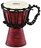NINO African Style Rope Tuned Djembe 4 1/2-Inch XX Small Water Series