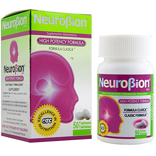 Neurobion CLASSICO 50 Tablets Vitamin B Energy Booster For Sale