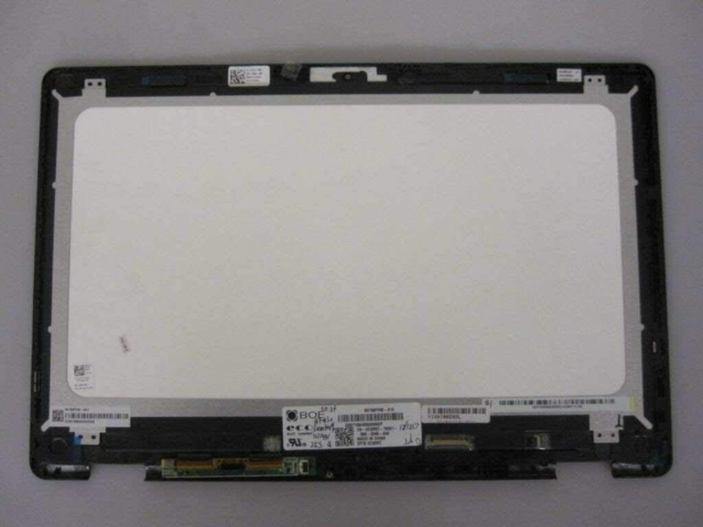 "FOR DELL 15.6"" LCD Screen Display Touch Digitizer Bezel Assembly Inspiron 15 (7558) FHD Version Only (NOT for UHD 4K)"