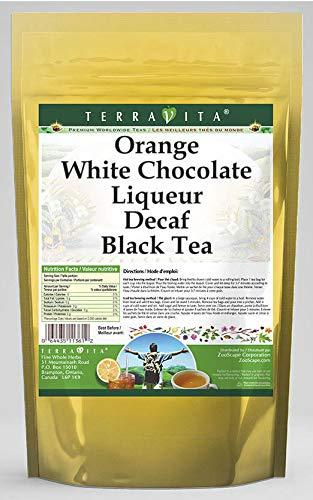 Orange White Chocolate Liqueur Decaf Black Tea (50 Tea Bags, ZIN: 540130) - 2 Pack