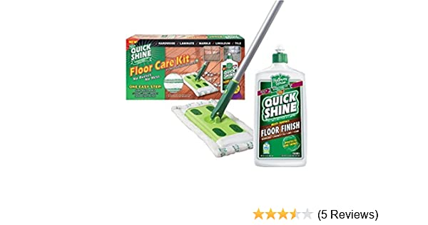 Amazon Com Holloway House 1700 00027a Quick Shine Floor Care Kit