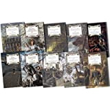 C S Forester Hornblower Saga 11 Books Collection Pack Set RRP: £87.89 (Mr.Midshipman Hornblower, Lieutenant Hornblower, Hornblower and the Hotspur, Hornblower during the Crisis, Hornblower and the Atropos, Beat to Quarters, Ship of the Line, Flying Colour