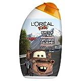 L'Oreal Paris Kids Disney Pixar Cars Lightening McQueen's Burst of Berries 2 in 1 Smoothie Shampoo, 265-Milliliter