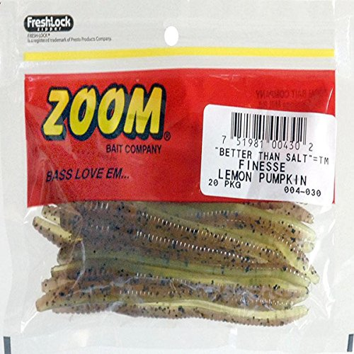 Zoom Finesse Worm Bag, Lemon ()