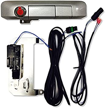 Pop /& Lock PL85401 Power Tailgate Lock with BOLT Codeable Technology for Toyota Tacoma Smart Lock Combo