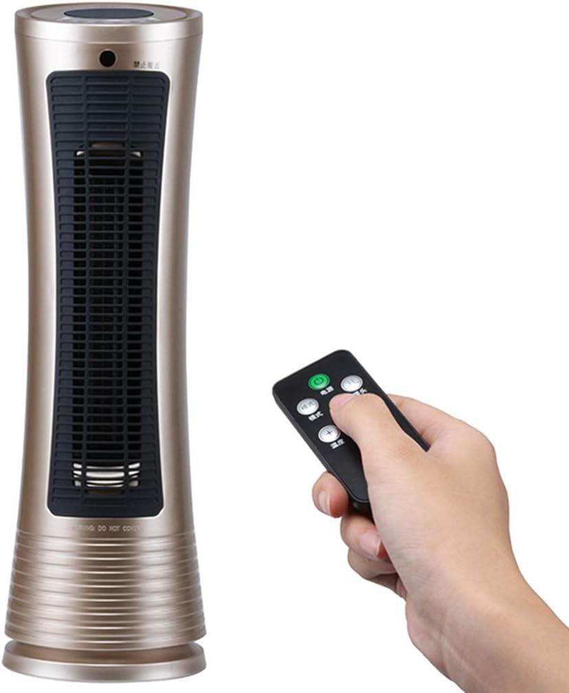 Ventilador Torre, Calefactor Cerámico 2200W Pantalla LED ...