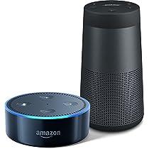 【10%OFF】Bose SoundLink RevolveとEcho Dotセット