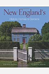 New England's Historic Homes & Gardens Paperback
