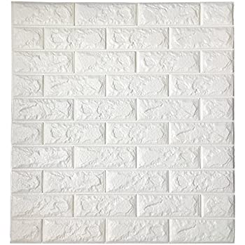 Amazon Com Art3d Peel And Stick 3d Wall Panels For Tv