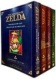 The Legend of Zelda Legendary Edition Collection 4 Books Set