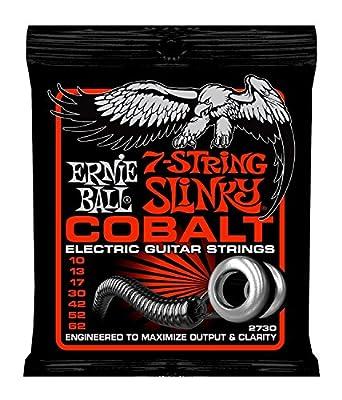 Ernie Ball Cobalt 7 - String Slinky Set