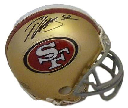 b66625fdb2c Amazon.com  Patrick Willis Autographed Signed San Francisco 49ers ...