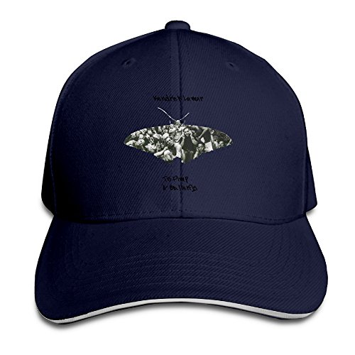 (Kendrick Lamar To Pimp A Butterfly Music Adjustable Unisex Hats Baseball Caps Sanwich Bill Caps)