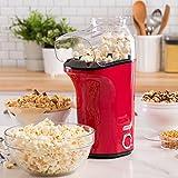 DASH Popcorn Machine: Hot Air Popcorn Popper