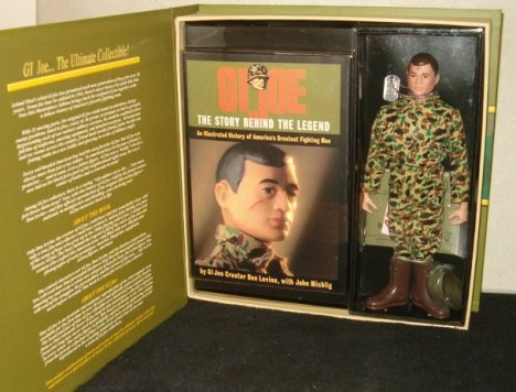 12-inch G.I. Joe Masterpiece Edition Action Marine, 1996