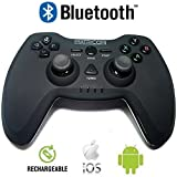 Matricom G-Pad BX Wireless USB Rechargeable Bluetooth Pro Game Pad Joystick (Samsung Gear VR and G-Box Compatible!)