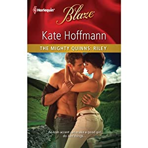 The Mighty Quinns: Riley Audiobook
