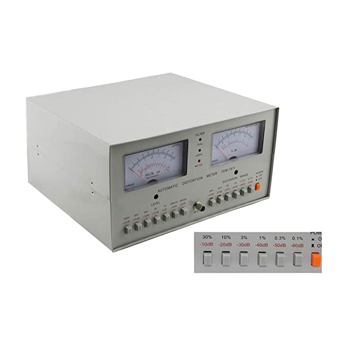 Automatic Distortion Meter 0 01%-30% Audio Distortion Meter 110V