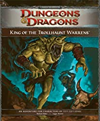 King of the Trollhaunt Warrens: Adventure P1