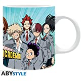 ABYstyle – My Hero Academia – Taza – Class Unisex-Adult, 320 ml, abymug432