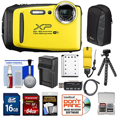 Best Shock And Waterproof Digital Camera - 5