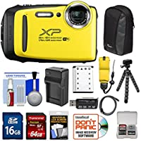 Fujifilm FinePix XP130 Shock & Waterproof Wi-Fi Digital...