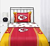 The Northwest Company NFL Kansas City Chiefs Bedding Set, Twin