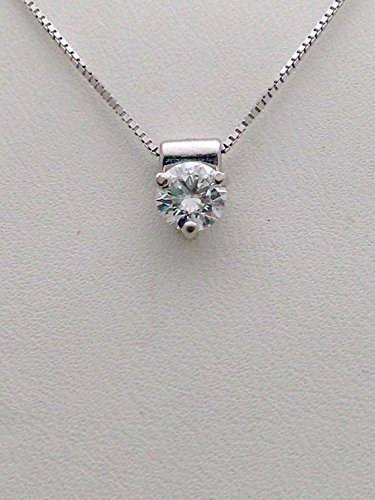0.5 Ct Certified Solitaire - 3