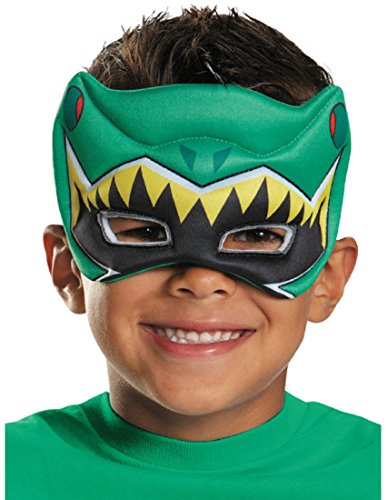 Green Ranger Dino Charge Puffy Mask