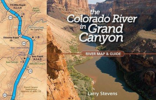 The Colorado River in the Grand Canyon River Map & Guide pdf epub