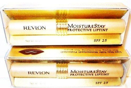 Revlon MoistureStay Protective Liptint SPF 25 SHEER ESPRESSO #20 (PACK Of 2)