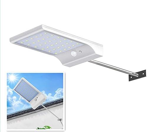 Amazon.com: AIMENGTE - Luces solares para exteriores, con ...